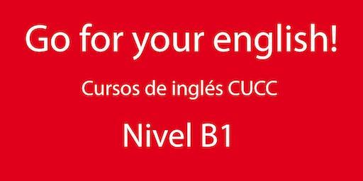 Inglés: Preparación B1