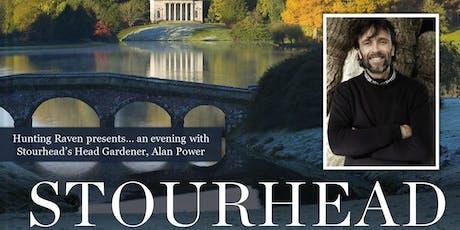 Hunting Raven presents... Alan Power: Stourhead's Head Gardener tickets