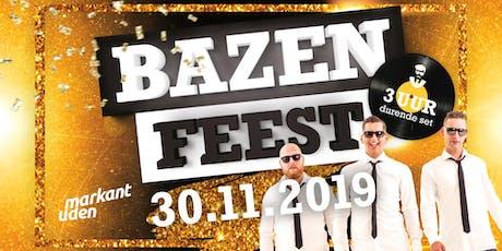 Bazenfeest tickets