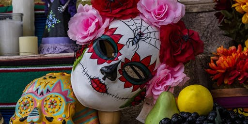 Day of the Dead mask workshop