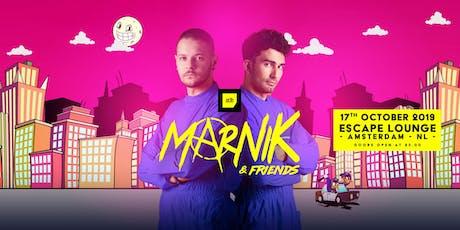 Marnik & Friends - ADE 2019 tickets