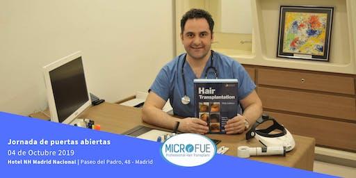 MicroFUE - Jornada de puertas abiertas | Madrid 2019