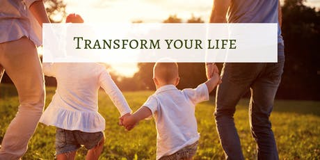 Transform your Life & become the best version of you! tickets
