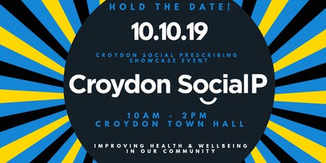 Croydon SocialP - Showcase Event tickets
