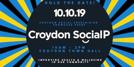 Croydon SocialP - Showcase Event tickets