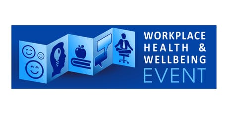 Workplace Health & Wellbeing Event tickets