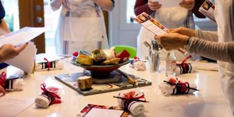 Moroccan Feast Cooking Class  and Lunch taught by Professional Chef tickets