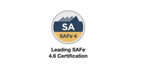 Leading SAFe 4.6 Certification 2 Days Training in Tampa, FL tickets