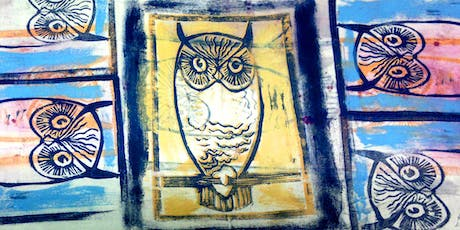Relief Printing & Monoprint - An Introduction to Printmaking tickets