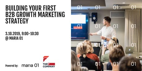 Building Your First B2B Growth Marketing Strategy tickets