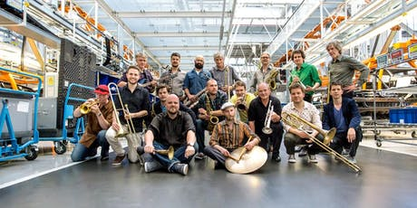 Fette Hupe Hannover feat. Dan Gottshall Tickets