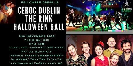 Ceroc Halloween DressUP Ball tickets