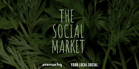 The Social Market tickets