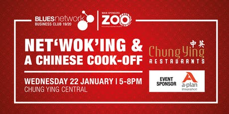 Blues Network Business Club – Chinese New Year Celebrations tickets