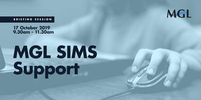Sims Support Briefing Session