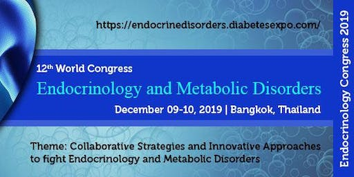 ENDOCRINOLOGY CONGRESS 2019