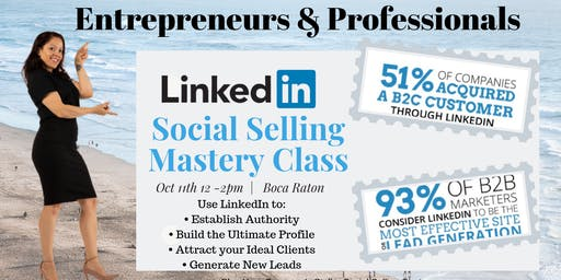 Social Selling Mastery with LinkedIN