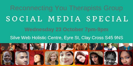 Reconnecting You Therapists Network 23 Oct 2019 tickets