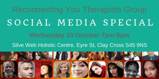 Reconnecting You Therapists Network 23 Oct 2019