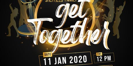 RCCG Sheffield District Get-Together tickets