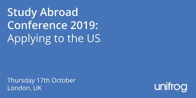 Study Abroad Conference 2019: Applying to the US