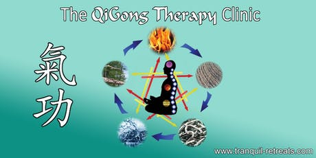 The QI GONG Therapy Clinic tickets