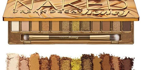 URBAN DECAY NAKED HONEY MASTERCLASS tickets