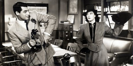 His Girl Friday, Howard Hawks, USA, 1940, 92 minutes tickets