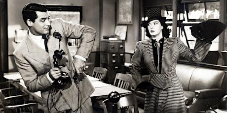 His Girl Friday, Howard Hawks, USA, 1940, 92 minutes tickets