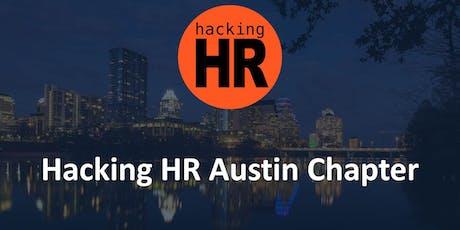 Hacking HR Austin Chapter Meetup 2 tickets