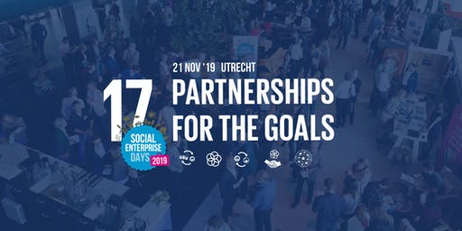 SOCIAL ENTERPRISE DAYS 2019  21 NOV 2019 | UTRECHT