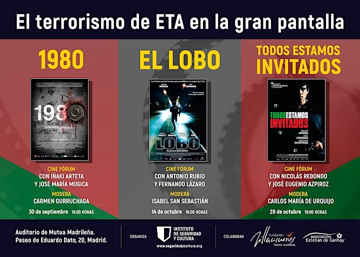 Imagen de Ciclo de cine  'El terrorismo de ETA en la gran pantalla': '1980'