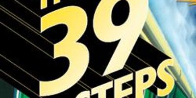 The 39 Steps - Sun 8 Dec 2019, 20:00