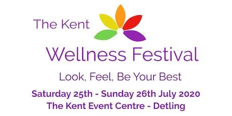 The Kent Wellness Festival tickets