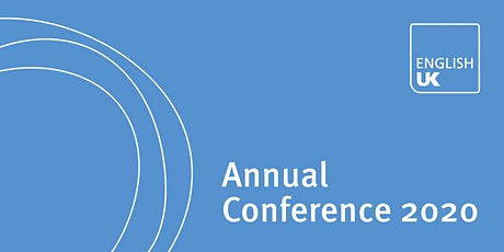 English UK Annual Conference & AGM 2020 - Sponsorship & exhibition tickets
