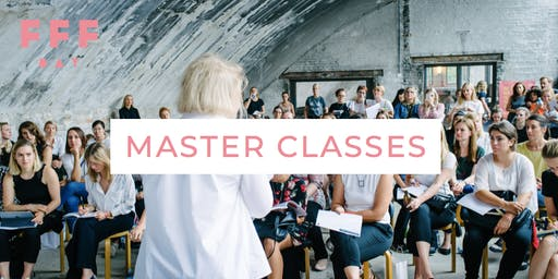 Master Classes FEMALE FUTURE FORCE DAY