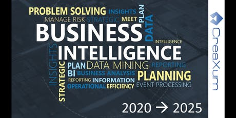 Business Intelligence 2020 --> 2025 (members only) billets