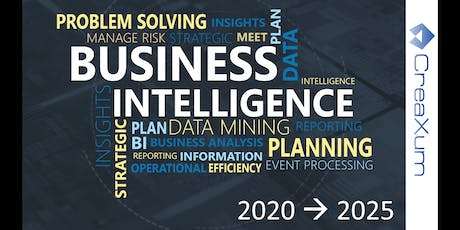 Business Intelligence 2020 --> 2025 (members only) tickets