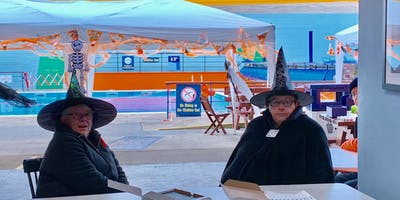 Halloween Party and Swim Thursday 31 October 2019