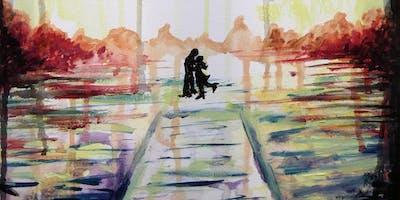 Art Classes @ Learn Grow Create - Watercolour Class