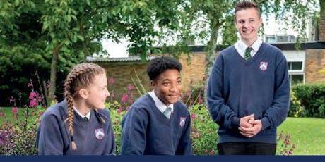 WOLLASTON SCHOOL OPEN EVENING - 5.45PM Headteacher Presentation - Thursday 26th September 2019 tickets