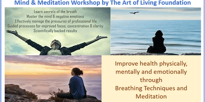 Mind and Meditation Workshop