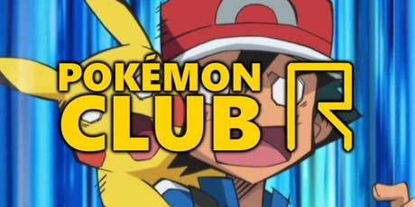 Pokémon Club: Meet-Trade-Play tickets