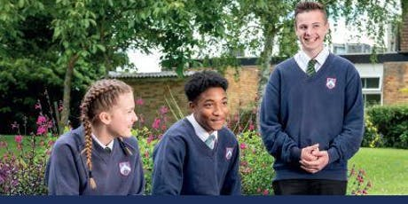 WOLLASTON SCHOOL OPEN EVENING - 6.45PM Headteacher Presentation - Thursday 26th September 2019 tickets