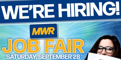 Norfolk Naval MWR & CYP Job Fair