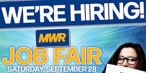 Norfolk Naval MWR & CYP Job Fair
