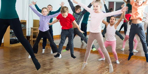 Monster Mash Halloween Dance workshop