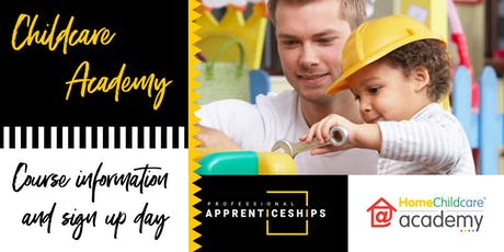 Home Childcare Academy Course Information and Sign-up tickets