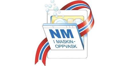 NM maskinoppvask 2020 bli med du også! tickets
