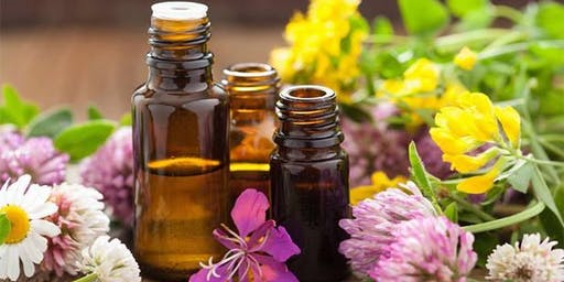 An Afternoon with Essential Oils